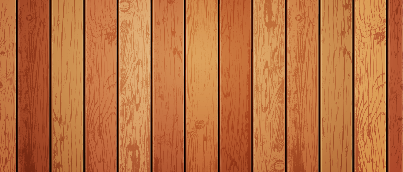 TenStickers. Wood Texture vinyl runners for halls. Wood effect vinyl rug which features a pattern that looks just like real wood. +10,000 satisfied customers. High quality.