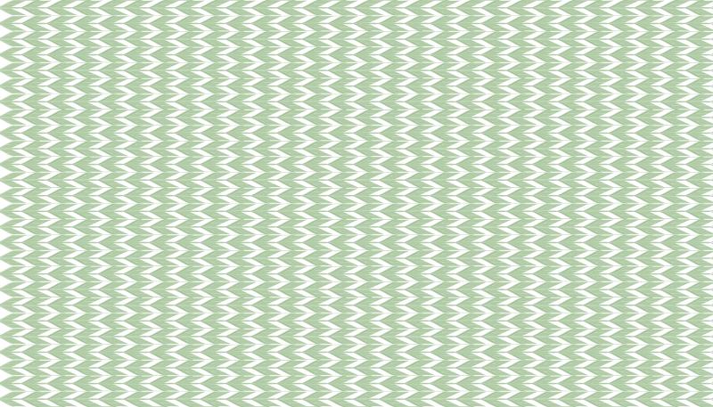 TenVinilo. Alfombra vinílica verde rayas zigzag. Alfombra vinílica verde con patrón de zig zak verde hecha de material de alta calidad y puede personalizarlo en cualquier tamaño.