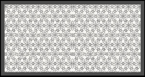 TenStickers. 植物和片状现代地毯. 这种令人惊叹的地毯在您的家里看起来很棒。它具有美丽的植物和床单设计,这使其产品看起来很棒!
