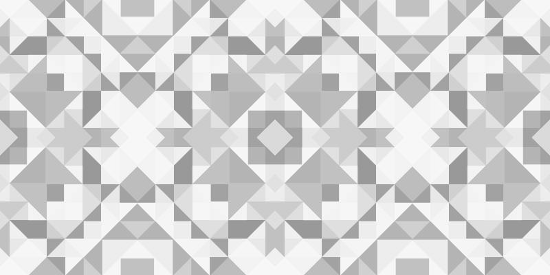 TenVinilo. Alfombra vinílica mosaico de vidrio gris. Alfombra vinílica mosaico de vidrio gris para que decores tu casa con un diseño original. Elige las medidas ¡Compra online ahora!