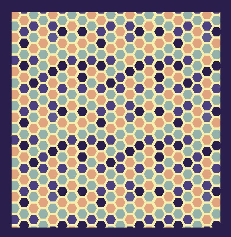 TenVinilo. Alfombra vinilo despacho círculos coloridos. Una alfombra vinilo despacho con estampado azul que puede dar un toque de elegancia y color a tu oficina mientras trabajas en casa