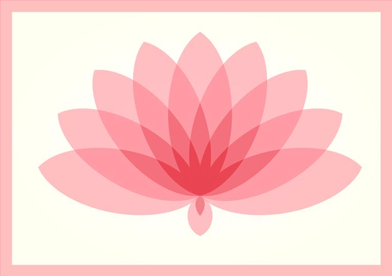 TenVinilo. Alfombra vinilo flor de loto color rosa. Alfombra vinilo de flor rosa loto para decorar tu hogar con un aspecto encantador. Es duradero, fácil de limpiar y está disponible en cualquier tamaño