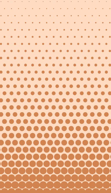 TenVinilo. Alfombra vinilo geométrica topos variados. Descubre esta maravillosa alfombra vinilo geométrica con topos de diferente tamaño. Ideal para tu salón o dormitorio ¡Envío gratuito!