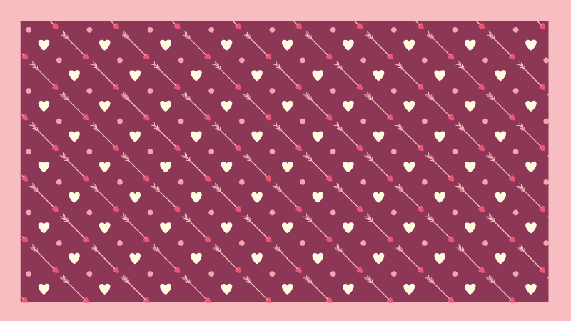 TenStickers. Küçük kalp geometrik halı ile puantiyeli desen. Polka noktaları ne kadar seviyorsun? Eğer bir sevgiliyseniz, o zaman kalp desenli vinil halı ile bu puantiyeli size memnun olacaktır.