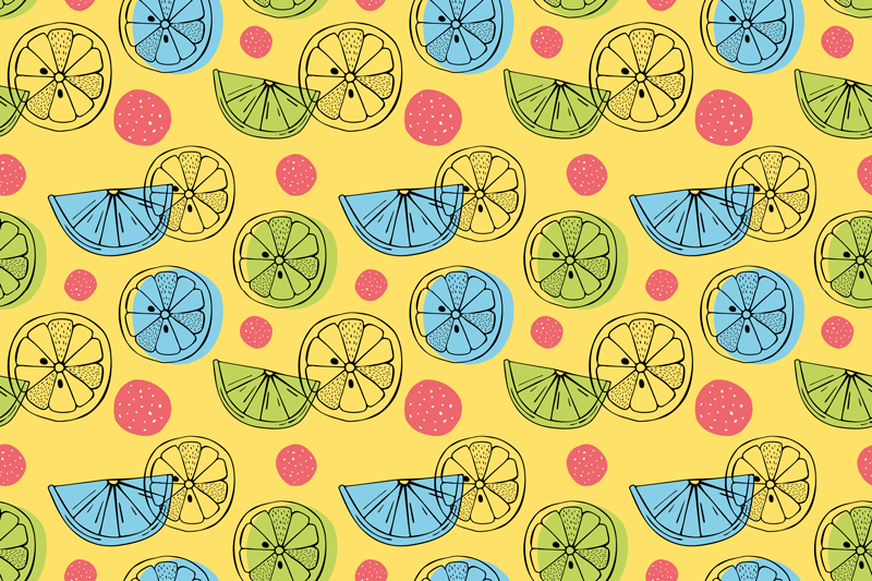 TENSTICKERS. 柑橘系の果物のキッチンフローリング. 今日このフルーツビニールラグ製品を注文して、ほんの数日であなたの家にそれを持ってください!水と通常の石鹸で簡単に洗えます!