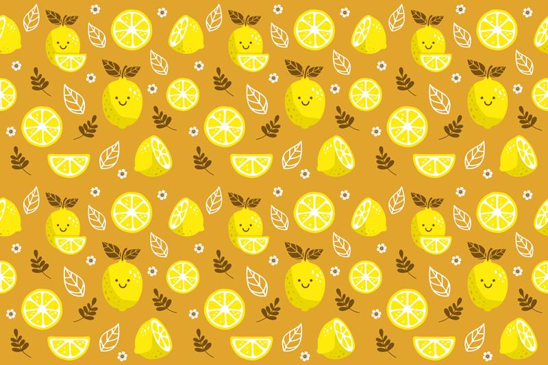 TenVinilo. Alfombra vinilo infantil limones sonrientes. ¡Esta alfombra vinilo infantil de limones sonrientes alegrará cualquier estancia! Está hecho de material antideslizante, perfecto para niños