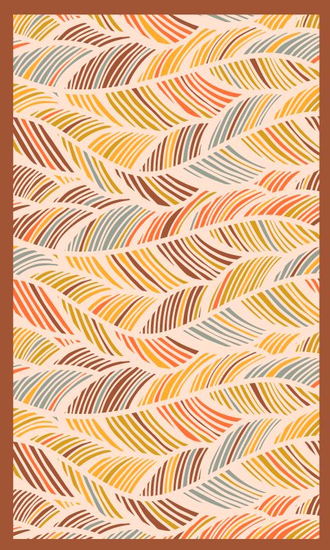 TenVinilo. Alfombra vinilo nórdica azulejos modernos. ¡Este diseño se vería absolutamente increíble en tu hogar! ¡Pide ahora esta alfombra vinilo nórdica de azulejos modernos y disfrútala mucho tiempo!