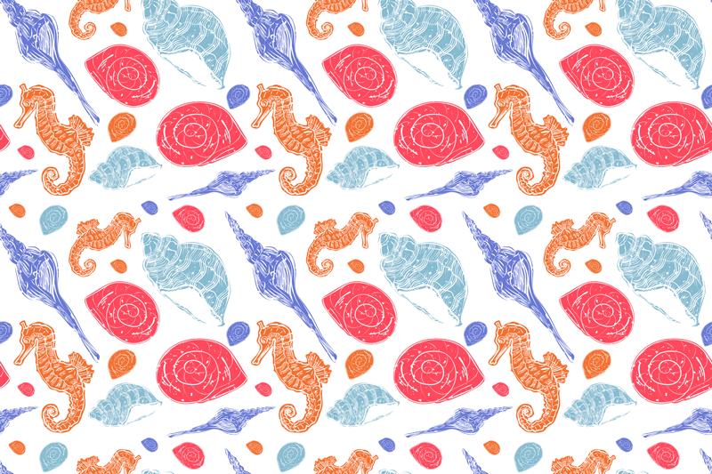TenStickers. 海底瓷砖动物垫. 精美的彩色动物印花地毯非常适合装饰您的卧室,客厅或办公室。立即购买,并将其发送到您告诉我们的地方!