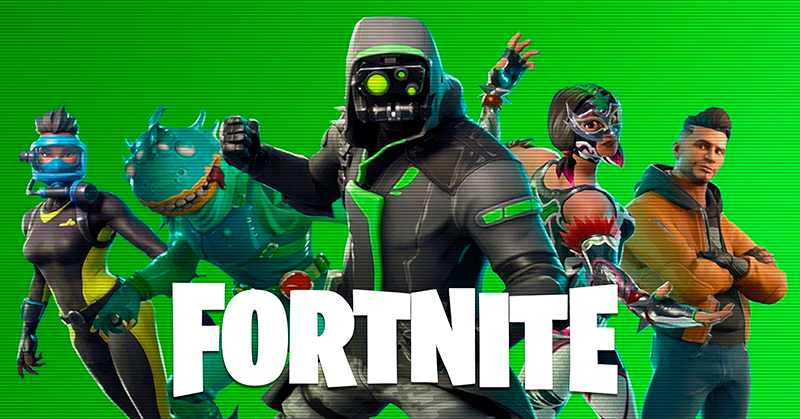 TenStickers. Fortnite team green background teenage rugs for bedrooms. Are you a fan of Fortnite? Then this is the bedroom rug you are looking for! Don't wait any longer and buy this amazing design now!