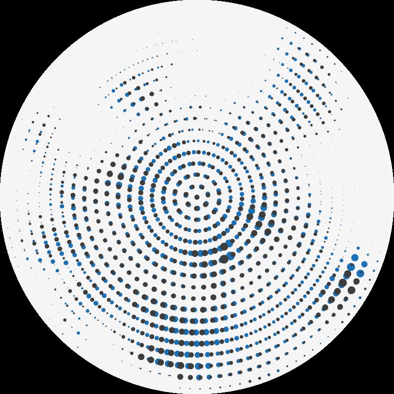 TenVinilo. Alfombra vinílica mosaico puntos negro y azul. ¡Alfombra vinílica mosaico con puntos tiene un diseño único y genial que seguramente le dará más energía a tu casa! ¡Compre ya!