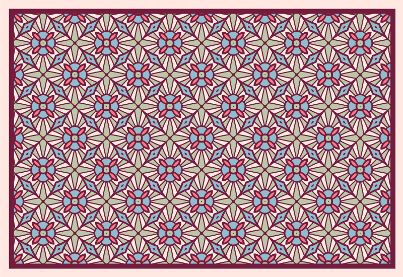 TenVinilo. Alfombra vinilo floral multicolor. Decora ahora tu casa con esta alfombra vinilo floral multicolor y da vida y color a tu casa ahora. Material de primera calidad ¡Envío exprés!