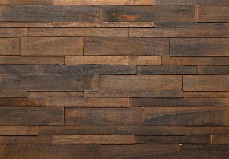 TenStickers. Dywan winylowy z efektem ciemnego drewna. Drewniany dywan winylowy z teksturą węgla drzewnego idealny do dekoracji jadalni, biura, przedpokoju, salonu lub dowolnej innej przestrzeni w domu.