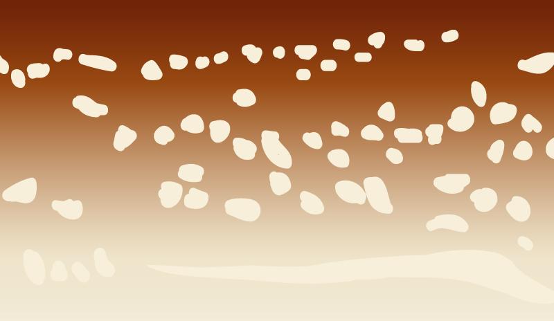 TenVinilo. Alfombra vinilo animal print piel ciervo. Preciosa alfombra vinilo animal print de piel de ciervo: adecuada para cualquier lugar de la casa y muy fácil de mantener ¡Envío exprés!