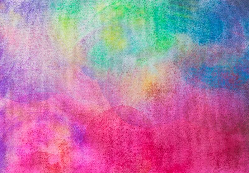 TENSTICKERS. アートカラーティーンビニールラグ. この特定のデザインは、ピンク、ブルー、イエロー、グリーンの色が組み合わさった10代のビニールラグです。サイズをお選びください!