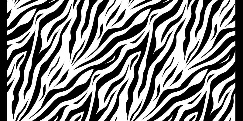 TenVinilo. Alfombra vinilo recibidor estampado cebra. Con esta alfombra vinilo recibidor de cebra trae un estilo excéntrico a cualquier lugar de tu hogar. Elige tus medidas ¡Envío exprés!