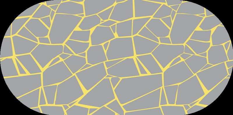 TenVinilo. Alfombra vinilo textura piedra pantone. Alfombra vinilo textura con diseño abstracto amarillo. Será increíble para decorar cualquier lugar en tu casa ¡Descuentos disponibles!