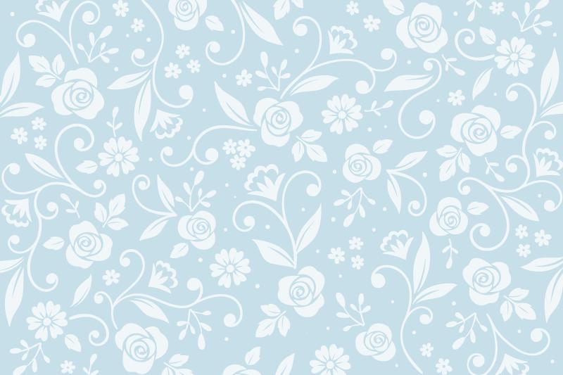 TenVinilo. Alfombra vinilo baño flores azules. Cambie el ambiente en cualquier estancia con nuestra alfombra vinilo baño con adornos de flores azules. Elige medidas ¡Envío exprés!