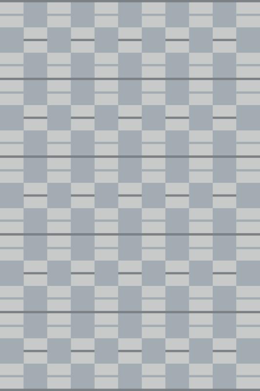TenVinilo. Alfombra vinilo nórdica cuadrados grises. Esta alfombra vinilo nórdica se basa en un fondo gris con formas geométricas por todas partes en diferentes tonalidades de gris ¡Envío exprés!