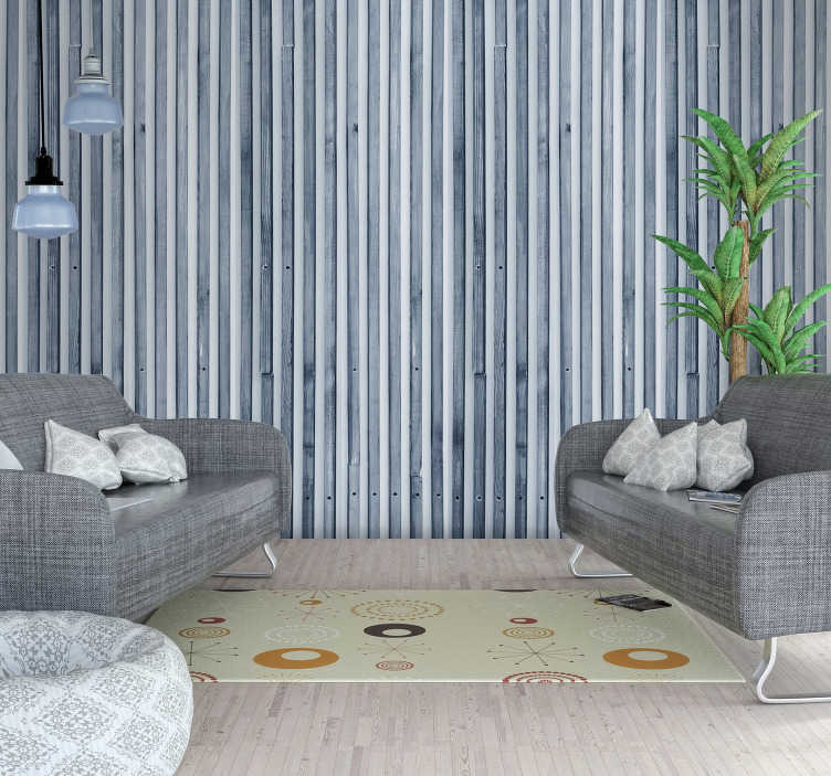 TenStickers. Wood Texture Wallpaper Grey wooden effect. Imagine your living room decorated with this wooden texture wallpaper. Order it online and enjoy your time spent in the house.
