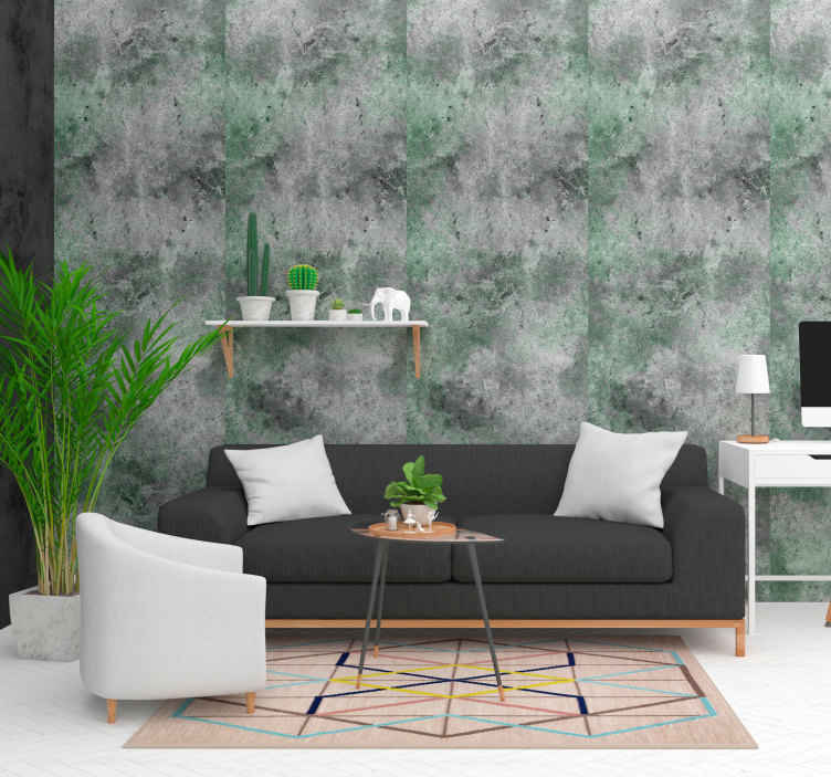 TenStickers. Grey Texture Pattern Wallpaper. Leave behind those boring painted walls and enter the 21st century with this amazing grey textured wallpaper. Worldwide delivery available!