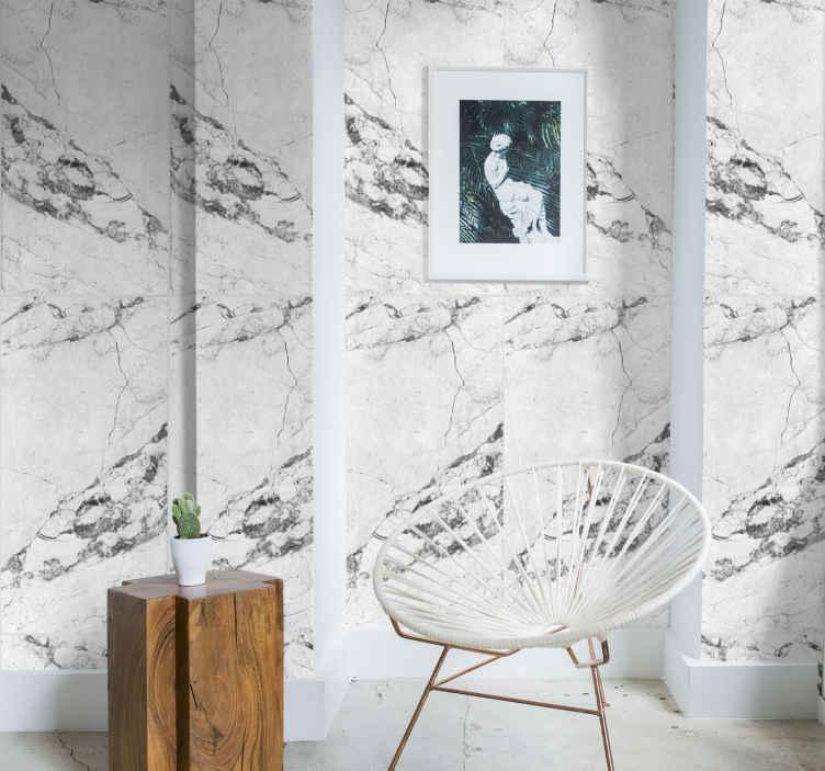 TenVinilo. Papel pintado imitación mármol colores claros. ¡Papel pintado imitación mármol de tonos claros para tu hogar! Fabricado con materiales de alta calidad ¡Elige tus unidades!