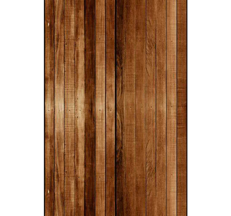 TenStickers. Papier peint imitation bois Confort Naturel. Ce papier peint design vintage représentant des planches de bois fines donnera une atmosphère naturelle et chaleureuse à votre décoration d'intérieur.