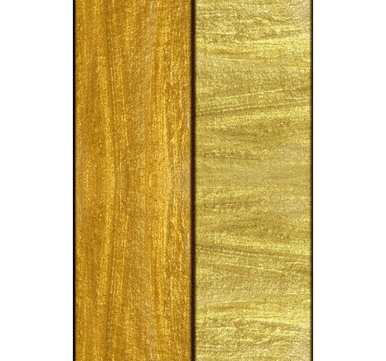TenStickers. Papier peint toile de jouy Royaume Doré. La couleur de ce papier peint design vintage vous donnera la sensation de vivre en plein milieu d'un royaume doré. Service Client Rapide.