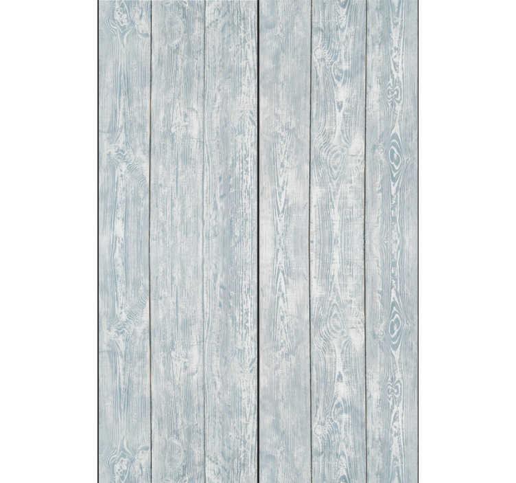 TenStickers. Papier peint imitation bois Charme du gris. Ce papier peint cuisine imitation bois aux couleurs grise et blanche donnera à votre pièce une atmosphère rafraîchissante et très cocooning.