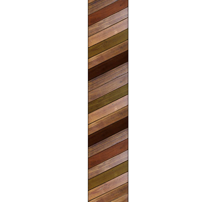 TenStickers. Brown Wood Pattern Wallpaper. It's time to turn your room into the hipster paradise that it should be with this awesome wood pattern wallpaper. Worldwide delivery available!