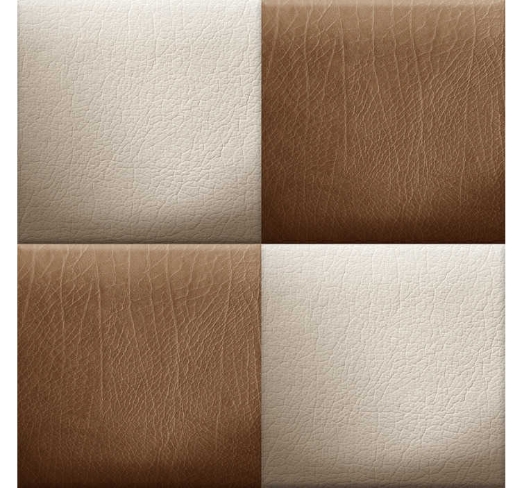 TenStickers. Soft Cushion Pattern Wallpaper. Give off the impression that your home is a soft and welcoming environment with this awesome cushion texture wallpaper. Worldwide delivery available!