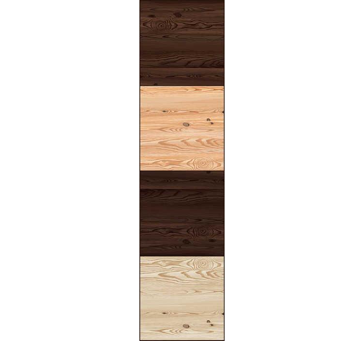 TenStickers. Carta da parati del modello di struttura di legno. Ridare vita a casa tua con questa incredibile carta da parati in legno testurizzato. Consegna gratuita in tutto il mondo disponibile ora!