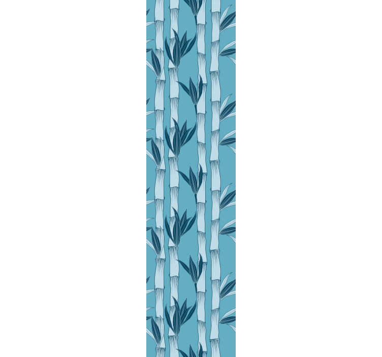 TenStickers. Textured Wallpaper Wood bamboo. This pattern wallpaper is a perfect decoration to your bedroom or a living room. In a stylish way you can upgrade the look of your rooms.