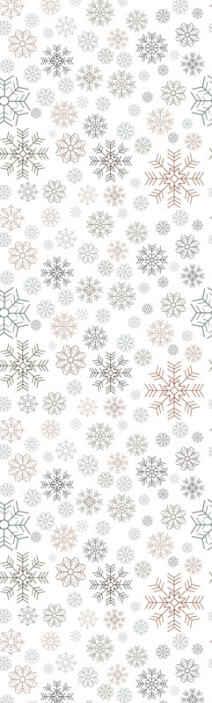 Tenstickers. Lumihiutaleet kuvio tapetti olohuoneeseen. Lumihiutaleet kuvio joulu tapetti, joka olisi ihana koristaa olohuoneen tilaa jouluna. Se on helppo levittää ja laadukas.