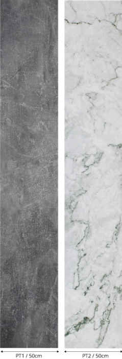TenStickers. Grey marble  Marble Effect Wallpaper. Amazing decorative grey and black marble texture wallpaper  design with an original appearance. The product is made of high quality and easy to apply.