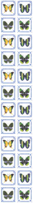 TenStickers. Colorful butterflies tiles Living Room Wallpaper. Colorful butterflies tile pattern wallpaper living room. The design is decorative on other space space as well. It is original and highly durable.