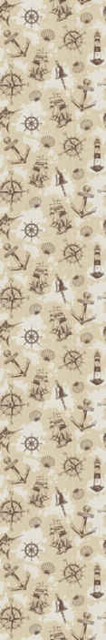 TenStickers. sea objects Seashell wallpaper. Customize your wall space with the attention of nautical element with our lovely design. The vintage sea objects wallpaper contains different element.