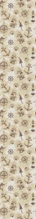 TenStickers. Tengeri tárgyak kagyló háttérkép. Testreszabhatja faltérét a hajózási elemek figyelembevételével, szép designunkkal. A vintage tengeri tárgyak háttérkép különböző elemeket tartalmaz.