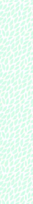 TenStickers. Carta da parati a fiori Carta da parati petali verdi. Carta da parati floreale con petali verdi per camera da letto, può essere decorata anche in un soggiorno. L'applicazione è davvero semplice e può essere rimossa in qualsiasi momento.