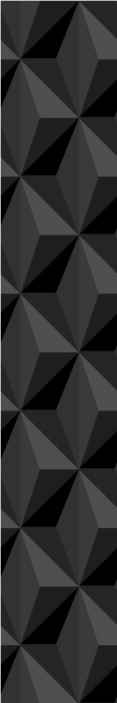 TenStickers. geometrical triangles 3D Geometric triangle wallpaper. Geometrical 3D triangle wallpaper with a black texture. It is realistic and you would love it. It is easy to apply and adhesive.