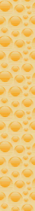 TenStickers. Retro sun draw Geometric wallpaper. Geometric shapes wallpaper illustrating the sun in yellow colour and background. Easy to apply, durable, waterproof and original.