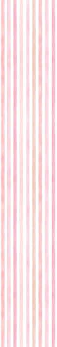 TenVinilo. Papel pared rayas verticales color rosa. Papel pintado de rayas verticales de acuarela rosa para decorar tu salón, dormitorio e incluso en la habitación de los niños ¡Decora tu casa ahora!