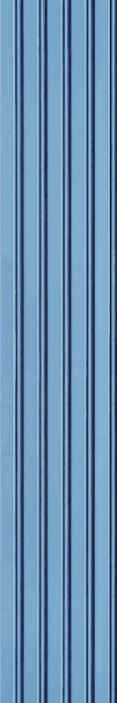 TenStickers. Light blue stripes on white background vertical wallpaper. Vertical blue stripe wallpaper to decorate any space of your choice. The product is original and made with the best of quality material in the market.