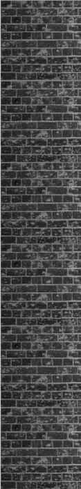 TenVinilo. Papel pintado imitación ladrillos viejos negros. Trae la fragancia de la modernidad a tu lugar con este exclusivo papel pintado imitación ladrillo. Elige las unidades que desees ¡Envío exprés!