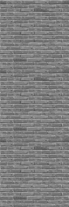 TenStickers. Carta da parati effetto mattoni Nell'ombra. Stai cercando qualcosa per completare il tuo arredamento rustico? Un modo pratico ed economico per decorare la tua casa e molto facile da applicare.