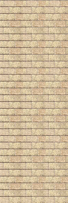 TenStickers. Sand Vision Brick effect wallpaper. Add a sand vision brick wallpaper to your wall in your bedroom or lving room to beautify your entire room. The wallpaper is extremely easy to apply.