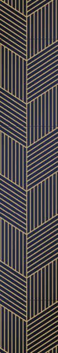 Tenstickers. Kulta geometrian linjat abstrakteja tapetteja. Meillä on täydellinen geometrinen kuvio, joka tekee vaikutuksen kaikille. Mitä odotat? Tuo ylellisyyttä kotiisi ja tilaa omasi nyt!