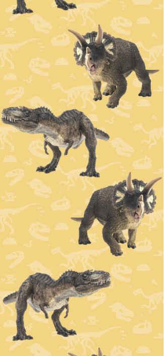 TenVinilo. Papel pintado de dinosaurios realistas. Cambia el ambiente en el lugar de tu pequeño con nuestro papel pintado de dinosaurios para niños ¡Es fácil de aplicar y duradero!