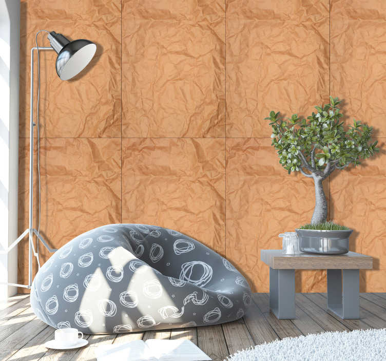 TenStickers. Modern Wallpaper Crumble. Abstract wallpaper is a great way to convey the message of your soul via decorations. Those are perfect for any place: kitchen, bedroom or office.