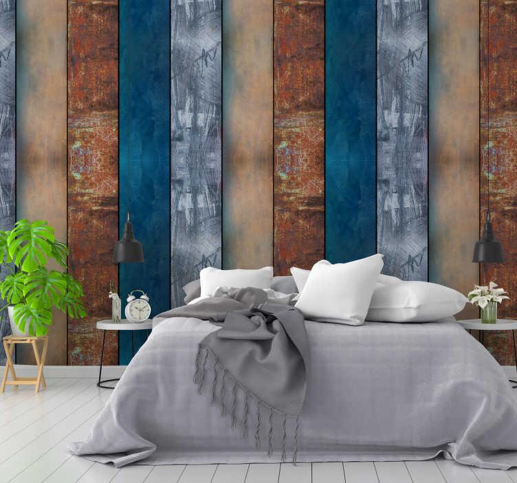 TenStickers. Abstract behang Abstracte kunst. Bekijk hier interessante en kunstzinnige ontwerp van onze collectie abstracte kunst behang. Pimp uw kale muren op met unieke behang abstract kunst.