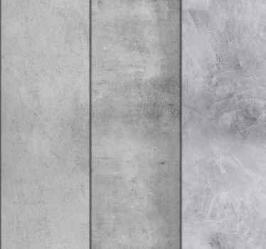 Papel pintado piedra azulejo gris